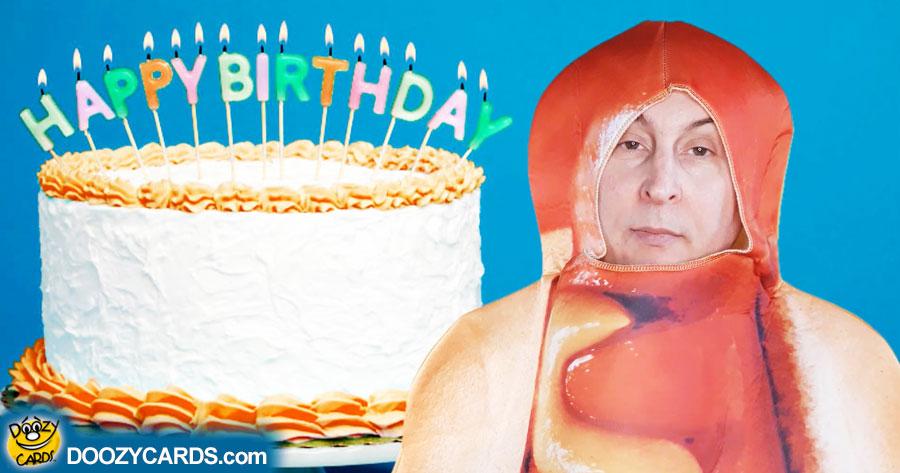 Spiritual Birthday Wiener