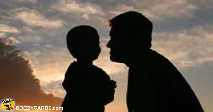 To Son-in-Law, A Great Father
